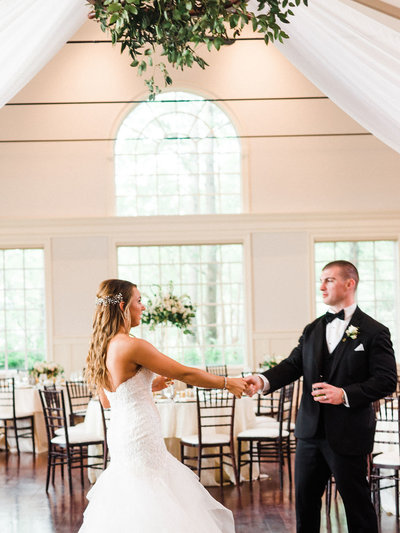 Chesapeake Bay Beach Club Wedding Photographed by Christa Rae Photography