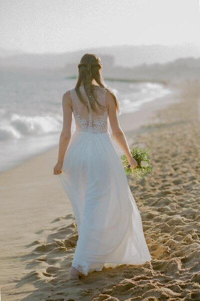 wedding stationnaries photo in Eze sur Mer south of France