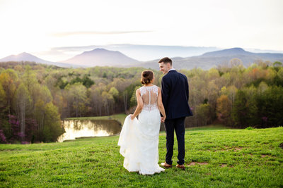 wedding at sorella farms photographer