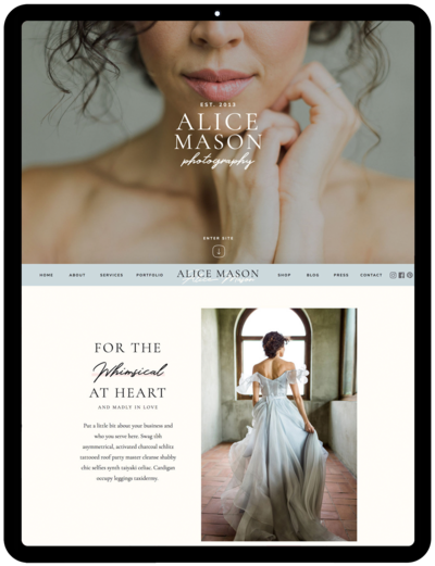 Alice-Template-EMShop