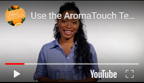 Use the Aromatouch