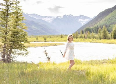 Telluride senior photographer