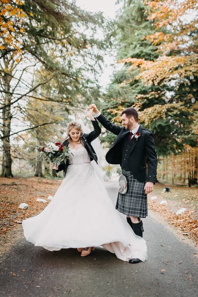 Maryculter_House_Aberdeen_Wedding_Spin