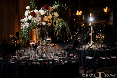 Moody floral Wedding Gallery