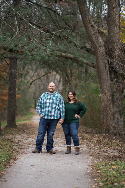 East Tennessee Engagement Photographer, Jenn s