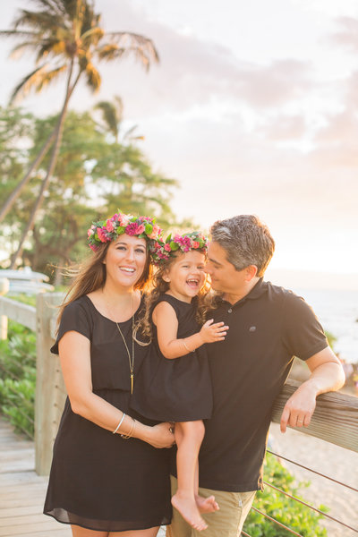 Maui Family portrait package 3