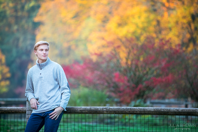 Sammamish High School Senior Photographer