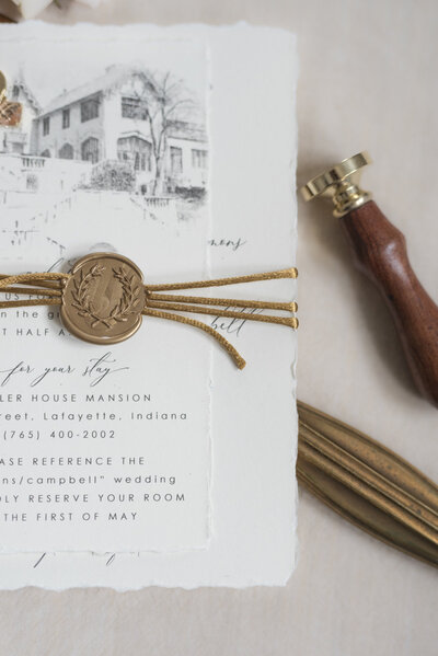 Indianapolis-wedding-photographer-heather-sherrill-details-invitations-wax-seal