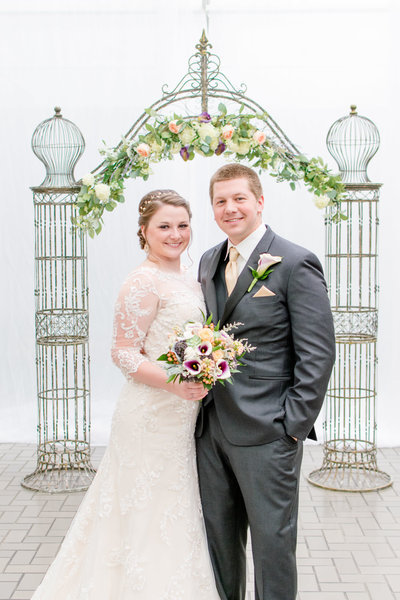Bride-and-Groom-Portrait-at-Marott-in-Indianapolis