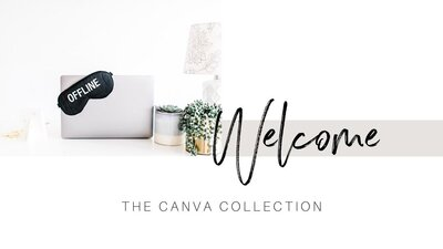 Demo of Canva Collection
