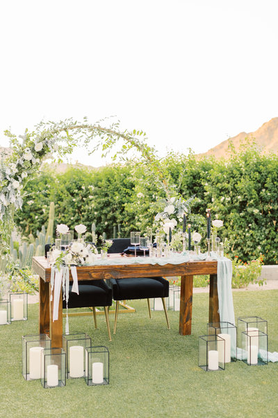 Your Jubilee Arizona wedding planner the sanctuary scottsdale