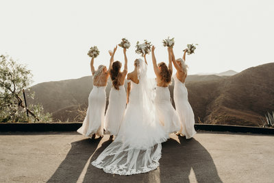 B + M in Malibu California - Victoria Bonvicini Photography-685