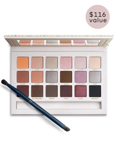 beautycounter-necessary neutrals eyeshadow palette