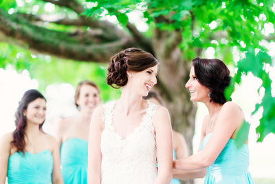 makeup tips for your outdoor summer wedding in michigan