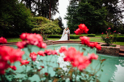 Lakewold Gardens Wedding Venue
