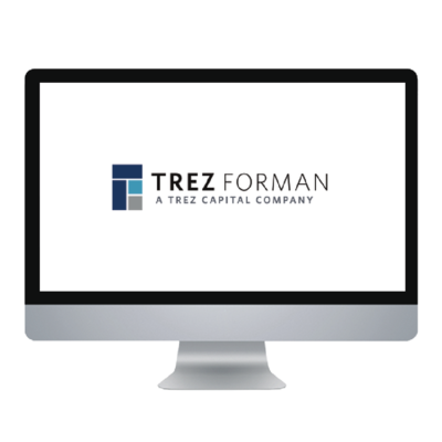 B2B Marketing for Trez Forman Capital.