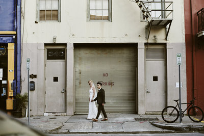 new orleans urban wedding