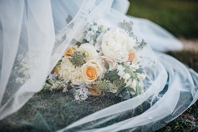 Knoxville Wedding Boquet