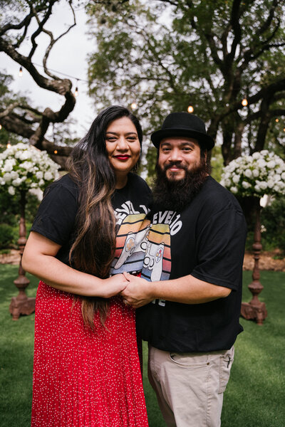 San Antonio Photographer Irene Castillo and David Castillo of Expose The Heart Photography