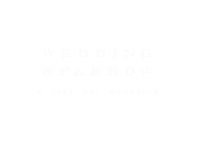 wedding sparrow_whie
