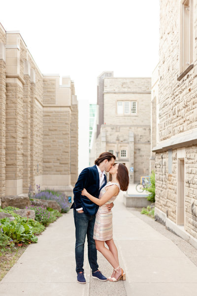 Western Ontario Engagement Session in London Ontario by Dylan and Sandra Photography