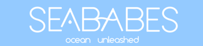 Logo design created for SeaBabes. Branding and web design done by Ile Alafia Design Co.