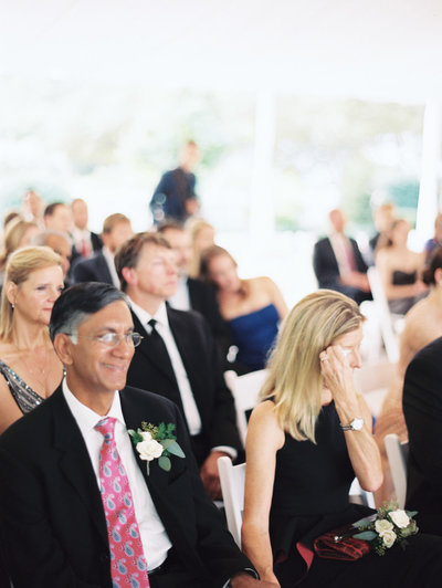 Guests at Old Edwards Inn Wedding