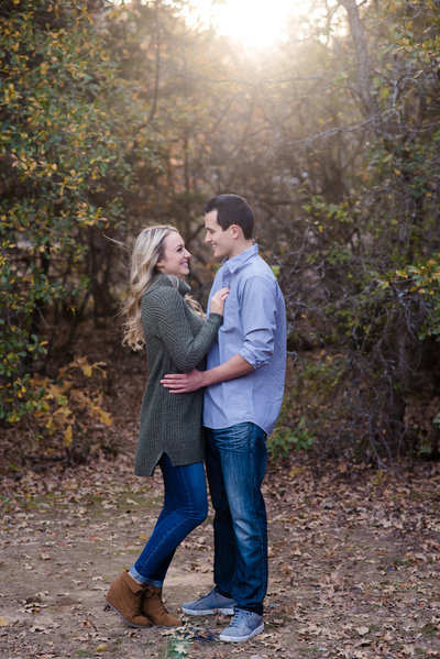 Denton engagement photo by Brittany Barclay Photography