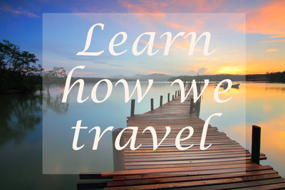 learn how we travel