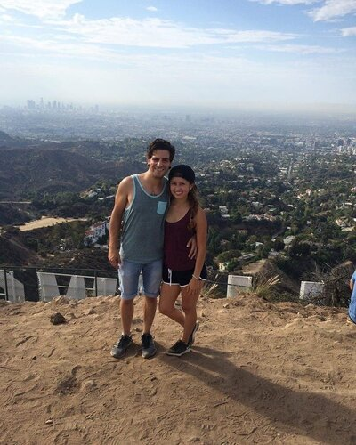 Chris Patrelles fun fact #2: I moved to LA in 2015 with 2 suitcases
