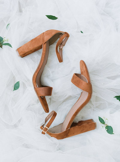 Portland wedding shoes