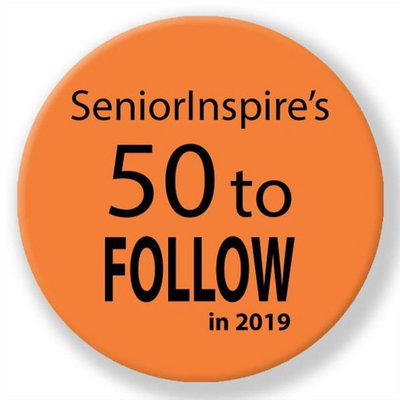 Senior Inspire Top 50 to Follow
