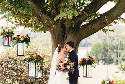 Maryland Wedding Photographer Brittland Manor Ceremony Tented Reception 086