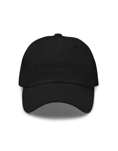YIB-Black-Embroidered-Hat