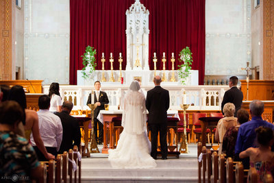 Saint-Ignatius-Loyola-Jesuit-Catholic-Church-Denver-CO-Wedding-Ceremony