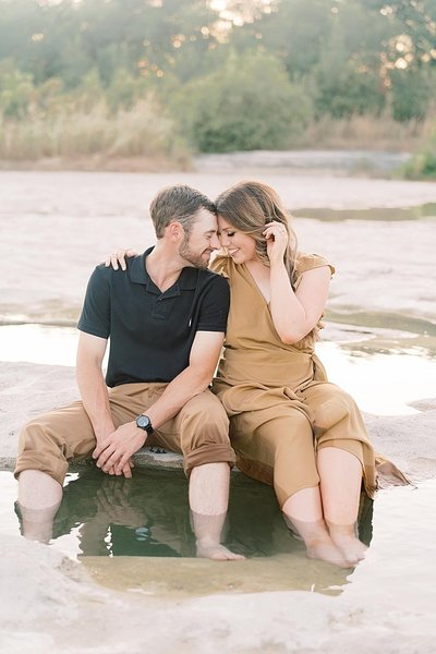 Bull Creek Engagement Session Holly Marie 39
