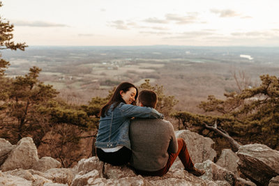 Maryland-Mountain-Organic-Relaxed-Outdoor-Wedding-Photographer-Adventure-Engagement-1-3