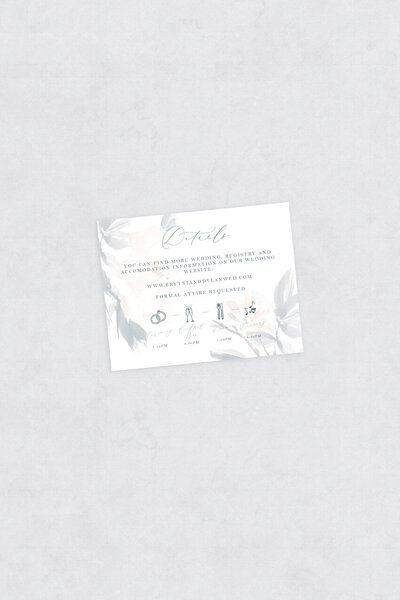 pirouettepaper.com | Wedding Stationery, Signage and Invitations | Pirouette Paper Company | Semi Custom Invitations | The Monroe 02