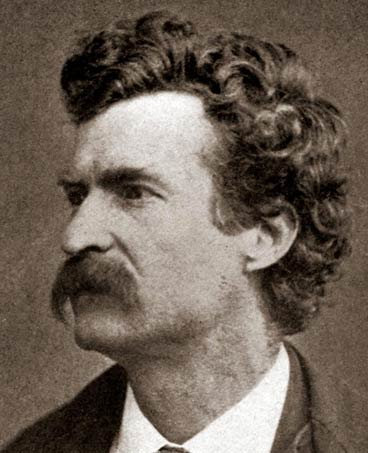 The Surprising and Familiar Mark Twain _ The Saturday Evening Post