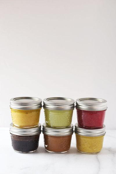 salad dressings 3