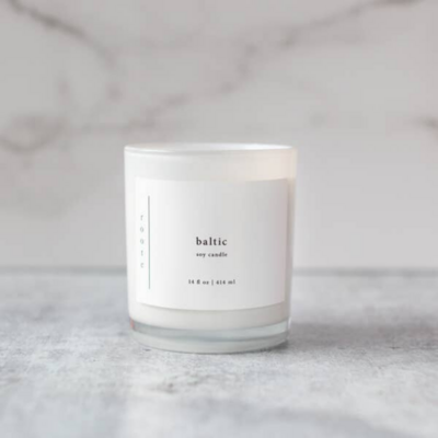 Baltic-Soy-Candle