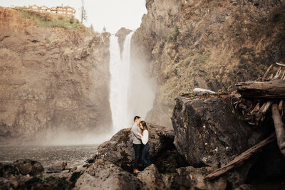Snoqualmie Wedding Photographer