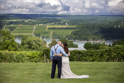 Empire West Photo is a professional wedding photographer in Brockport NY