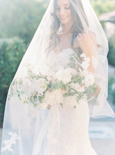 San Diego California Film Wedding Photographer - Rancho Bernardo Inn Wedding by Lauren Fair_0097