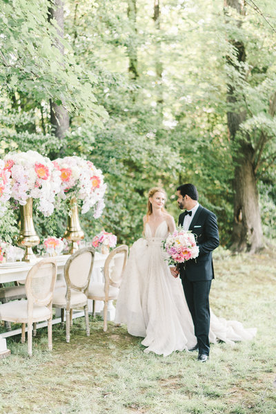 Claire Duran wedding inspiration in Annapolis, MD