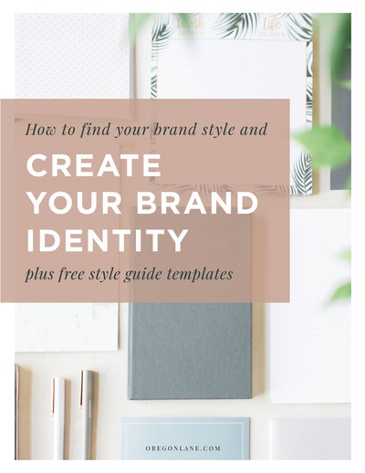How to Find your Brand Style