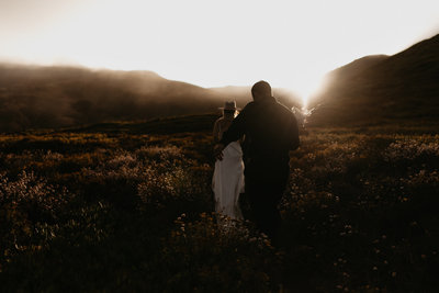 Adventurous Big Sur Bridal Session