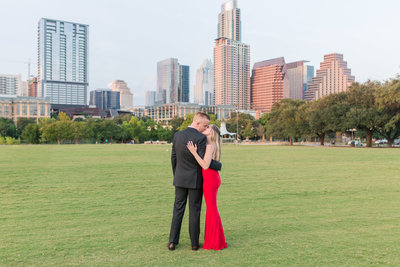 Favorite Proposal Portrait Location Austin Auditorium Shores Downtown