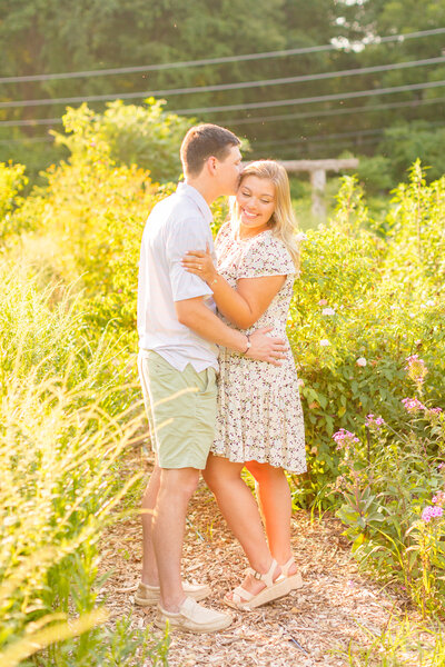 Lynchburg Virginia Engagement Photographer