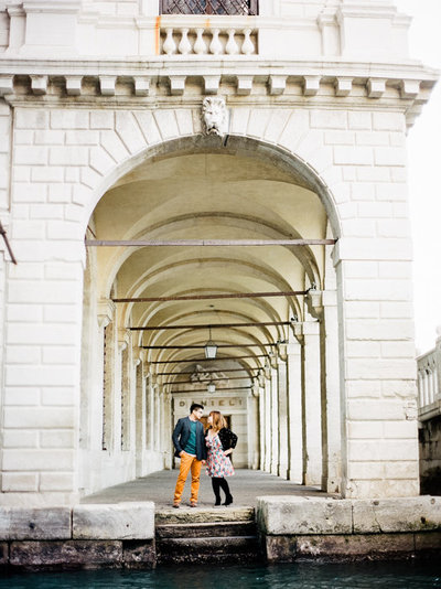 Venice Italy Engagement Photos-13